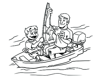Fishing With Uncle John