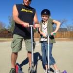 AllisonB - scooters